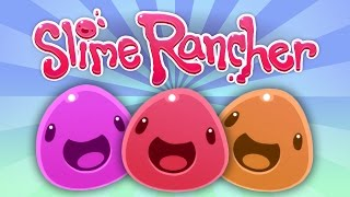 ADORABLE LITTLE POOPS!!   Slime Rancher   Part 1