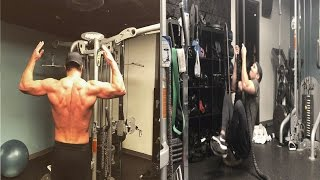 Stephen Amell training 2017 American Ninja Warrior & Arrow season 5