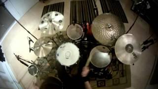 Martin Plante Drumeo Solo 2016