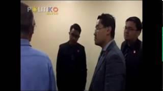 Aegis Juris frat leader Arvin Balag detained in Senate