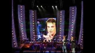 Robbie Williams - LOVE SUPREME (With Lyrics).wmv (HQ)