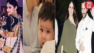 Mouni To Start Shooting For Gold | Kareena Kapoor & Saif Argue Over Taimur