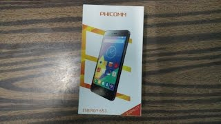 Phicomm Energy 653 Unboxing And Hands on