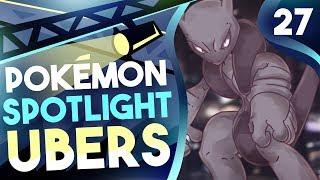 """POKEMON SPOTLIGHT: MEGA MEWTWO X"" #27 Pokemon Ultra Sun & Moon! Ubers Showdown Live w/PokeaimMD"
