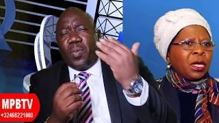 MPBTV Actualité 31.08.2018-Le belge Zacharie Bababaswe (frappé par Kabila) - Koffi Olomide rigole