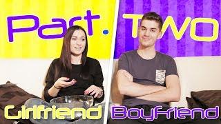 Boyfriend / Girlfriend TAG | GoGo & Lucy | #2