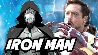 Iron Man is Doctor Doom Now - Marvel Infamous Iron Man #1