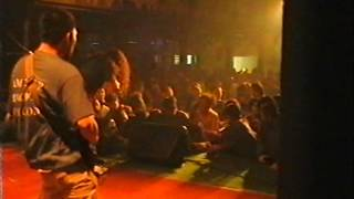 Jasad live in Bandung 2006, support for Disgorge