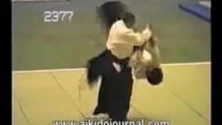 Hiroshi Isoyama Aikido 1988