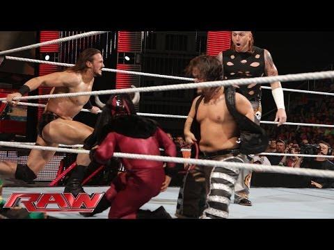Xxx Mp4 El Torito Vs Drew McIntyre Raw May 26 2014 3gp Sex