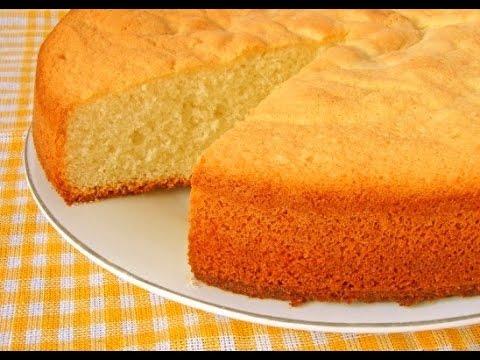 Пирог бисквитное тесто рецепт 115