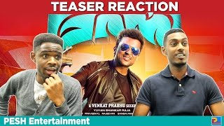 Masss Teaser Reaction | PESH Entertainment