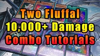 Two Fluffal 10,000+ Damage Combo Tutorials (Fusion Enforcers)