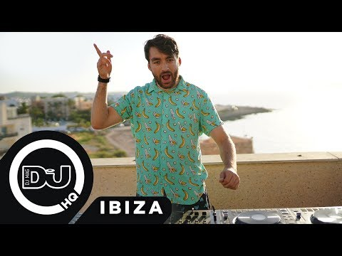 Oliver Heldens Live From DJMagHQ Ibiza