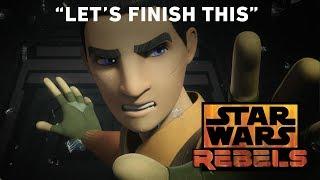 Star Wars Rebels Series Finale Sizzle |