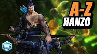 Hanzo // A-Z // Heroes of the Storm