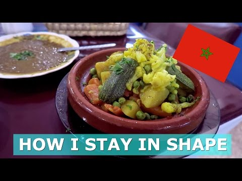 WHAT I EAT IN A DAY MOROCCO TRAVEL VLOG IV
