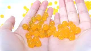 アンパンマン おもちゃ メルちゃんと料理❤︎みかんスクイーズでぷよぷよボールのジュース作り❤︎まほうのアイスクリームとまほうのパン屋さん❤︎Orbeez crash toysたまごMammy
