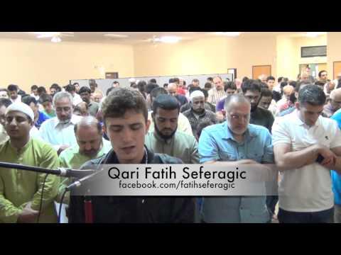 Fatih Seferagic Surah Mulk Indiana Fishers
