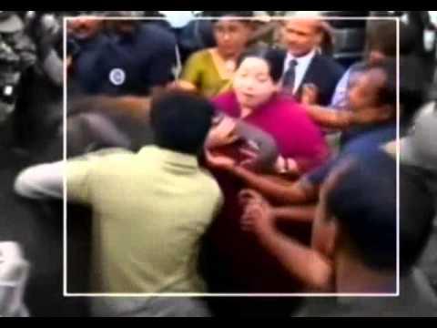 Tamilnadu CM Jayalalithaa got a 'jumbo' Push - BNR Creations