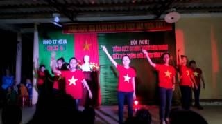 nhảy hiện đại Ten Toi Viet Nam TN k2