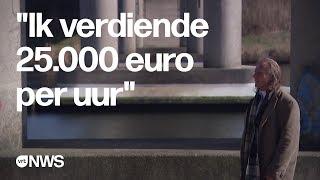 "Ex-drugscrimineel Getuigt: ""Ik Verdiende Vroeger 25.000 Euro Per Uur"""