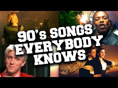 Best 90 s Songs Everybody Knows The Lyrics To