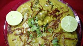 Khichda l Khichda Recipe l khichda receipe banane ka tarika - Naziya khans kitchen