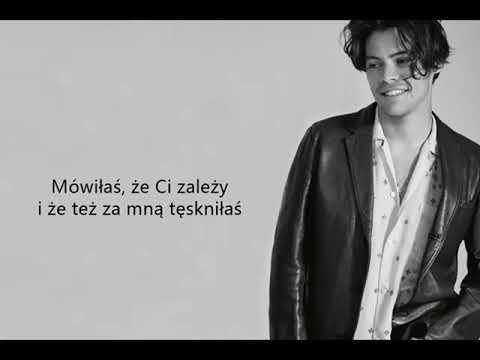 Harry Styles FALLING Tłumaczenie PL