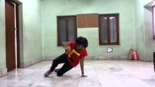 Dubstep choreography