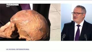 Le Maroc, nouveau berceau de l'Humanité ? JJ Hublin sur TV5Monde