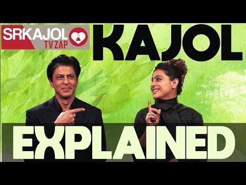 Xxx Mp4 SRKajol TV Zap Kajol Explained Shah Rukh Khan And Kajol 3gp Sex
