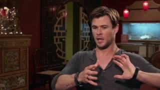 Ghostbusters: Chris Hemsworth