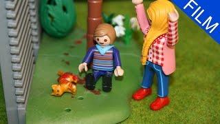 Playmobil Film deutsch DIE ANGEFAHRENE KATZE
