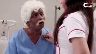 Hot Nurse Caught with Old Man - Suresh Menon Doctor - ComedyOne