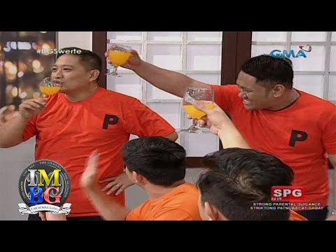 Bubble Gang The bilibid millionaires