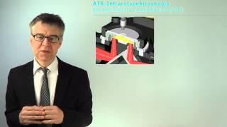 OFA09 ATR-Infrarotspektroskopie (Totalreflexion) - evaneszente Welle als oberflächensensitive Sonde