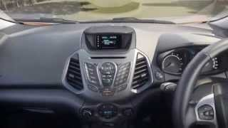 2015 Ford Ecosport - Interior (HD video)