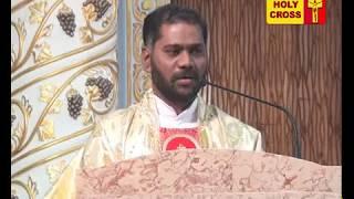 Holy Cross Tv Daily Catholic Tamil Mass - 20-05-2017