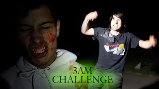 MCJUGGERNUGGETS ATTACKED US DURING 3 AM CHALLENGE *not clickbait*