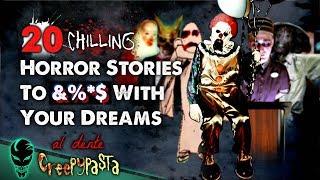 20 Creepiest Horror Stories 2018 (Ultimate Compilation)   Al Dente Creepypasta 10