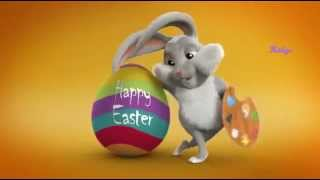 Happy Easter  ❤Easter Bunny Song For Children