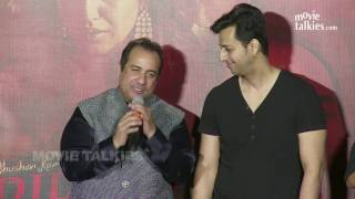 Rahat Fateh Ali On Salman Removing Arijit's Songs From SULTAN