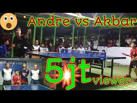 Andre Amazing Kid vs Akbar