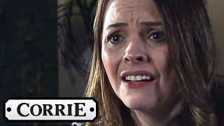 Tracy Thinks She Knows Who Attacked Ken - Coronation Street