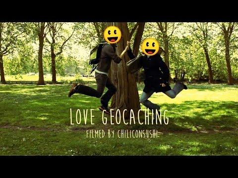 Love Geocaching - GIFF 2014
