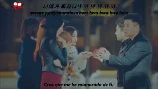 T-ARA Little Apple (with Chopsticks Brothers) MV [Sub español+Hangul+Roma]