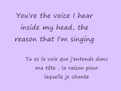 Joe Jonas Camp Rock Gotta find you Lyrics french traduction