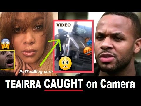 Xxx Mp4 Akbar Leak New Video Of Teairra Mari Breaking His CAR Proves She A LiAR 😱📹 3gp Sex