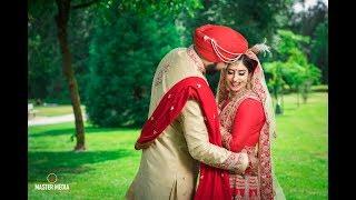 Punjabi Sikh Wedding Highlights (Humraj + Simi) 2017